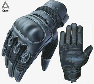 Motorradhandschuhe Motorrad Handschuhe Sommer Motorbike Gloves Touch Screen