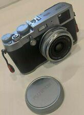 Fujifilm Fuji X100T camera.