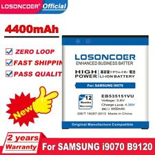 LOSONCOER 4400mAh EB535151VU Replacement Battery For Samsung Galaxy S Advance i9