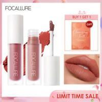Matte Lipstick Velvet Waterproof Lip Tint Keep 24 Hours Long Lasting Cosmetic