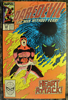 DAREDEVIL #254 (May 1988) 1st Appearance origin of Typhoid Mary (Mary Walker) NM