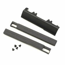 NEW Hard Drive Caddy Cover +7mm Isolation Rubber Rail for Dell Latitude E6540 US