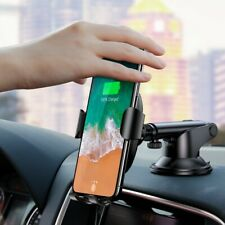 Car Mount Holder and Wireless Charger for Mobile Phones 4.0-6.5 Inch Baseus