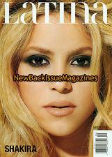 Latina 9/09,Shakira,Cover 2 of 3,Tamiris Breitas,Sonia Sotomayor,September 2009