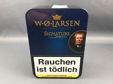 W.O. Larsen Signature Pfeifentabak Tabak 100g Dose - pipe tobacco