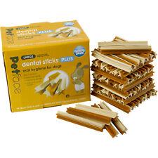 Petface 56 Dog Dental Sticks Oral Hygiene Reduces Tartar Improves Gums & Breath