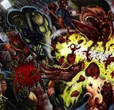 WAKING THE CADAVER cd BRUTAL DEATH METAL Abominable Putridity FREE SHIPPING gore