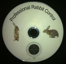 RABBIT CONTROL FULLY PRINTED DVD THEOBEN AIR ARMS DAYSTATE