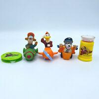 Mcdonalds 1987 Disney Duck Tales Happy Meal Lot of 5