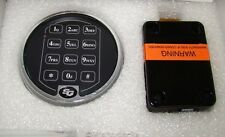 Sargent And Greenleaf Sampg 6120 305 Digital Keypad Safe Lock Replacement Chrome