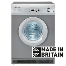 White Knight C86A7S Silver Sensor dry 7Kg Vented Tumble Dryer
