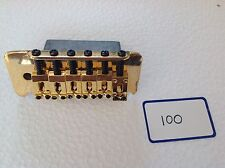 Vintage Generic Trem unit.....no bar New (old stock) gold tone