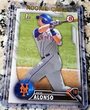 PETER PETE ALONSO 2016 Bowman 1st Rookie Card RC New York Mets 53 HRs $ HOT $