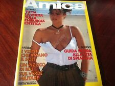 Amica Rivista Magazine 10 Giugno 1980 n.24 Ida di Benedetto Henri Laborit