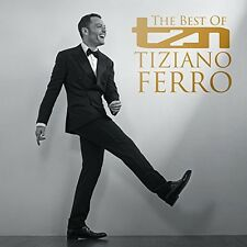 Ferro Tiziano, Tiziano Ferro - TZN: Best of [New CD] Italy - Import