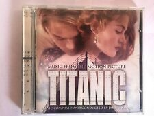 TITANIC MUSIC FROM THE MOTION JAMES HORNER SONY 1997