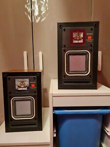Sony APM 500 Lautsprecher Boxen -vintage 80er -top Zustand , Sicken neu ,speaker
