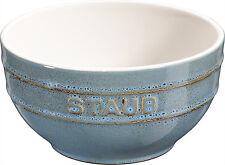 Staub Ceramica 6 Set Ciotola Cereali Coppe Dessert Ciotola Mescolanza,tondo