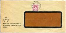 SL231. SLOVAKIA STATE  PROVISIONAL FORERUNNER COMMERCIAL COVER 1939