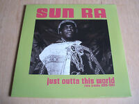 sun ra  just out of this world rare tracks 1955-61  ltd  vinyl lp mint sealed