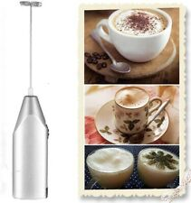 Multi-Purpose Hand Blender Immersion Electric Milk Frother 304 Stainless Steel