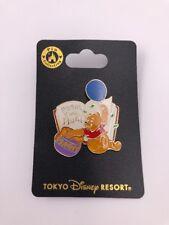 Tokyo Disneyland Japan: Pooh's Hunny Hunt Pin (Dp-22; Dp-8)