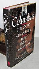 BIOGRAFIA Cristoforo Colombo - Taviani: COLUMBUS, The Great Adventure 1991 Orion