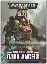 GW Warhammer 40K Codex Dark Angels (7th Edition) Hard Cover Shrink Wrapped!