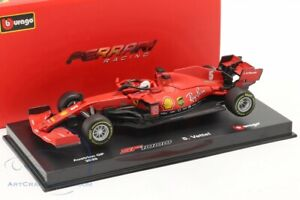 Ferrari F1 SF1000 #5 GP Austria 2020 Vettel 1:43 Bburago pilota 1:43 🤩🤩