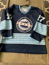NHL Pro Player Hockey Jersey Kids Boys Youth Size: L By Adidas.