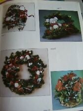 Festive Florals -22 Christmas Designs Book By Teresa Nelson