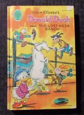 1966 DONALD DUCK The Lost Mesa Ranch FN+ 6.5 Whitman HC