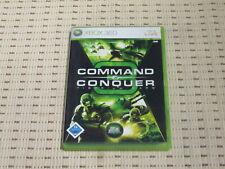 Command & Conquer 3 Tiberium Wars für XBOX 360 XBOX360 *OVP*