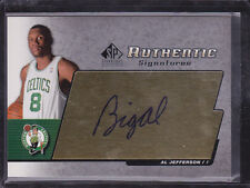 "2004-05 SP Authentic Signatures #AL Al Jefferson ""Big Al"""