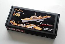 Flyhawk 1/350 350067 German Z-25 Destroyer for Trumpeter