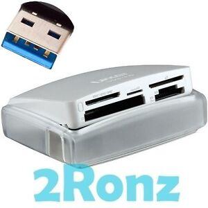 Lexar Multi-Card 25-in-1 USB 3.0 Card Reader Micro SD/SDHC/SDXC CF XD MS Pro M2
