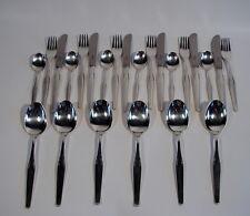 Wmf Besteck Speisebesteck 800er Silber Dekor Paris 24teilig für 6 Personen