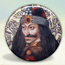 Vlad The Impaler Dracula Pocket Mirror tartx