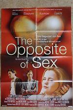 (P145) KINOPLAKAT Das Gegenteil von Sex (1998) Christina Ricci, Martin Donovan