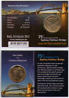 2007 RAM $1 UNC Coin C Mintmark - 75th Anniversary of the Sydney Harbour Bridge