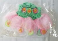 "Stuff a Bear Build Fairy Dress Outfit Teddy Bear Clothes Fits Most 14"" - 18"""