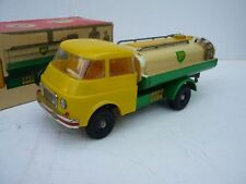 GERMANY DIECAST SKODA TIN/TOY BP van MS VEB GERMANY  CITY TANKER  RARE SELTEN
