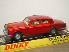 Rolls Royce Silver Shadow - Dinky Toys 158 England in Box *36179