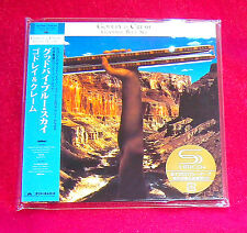 Godley & Creme Goodbye Blue Sky SHM MINI LP CD JAPAN UICY-94545