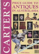 ALAN CARTER ANTIQUE PRICE GUIDE 1998 PRICE  N MINT   COND.