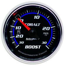 Autometer 6103 Cobalt Vac/Boost Pressure Gauge, 2-1/16 in., Mechanical