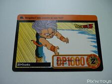 Carte originale Dragon Ball Z Carddass DP N°21 - 667 / Version Française