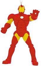 Hallmark Marvel Avengers Assemble Iron Man Christmas Tree Ornament - NEW in PKG
