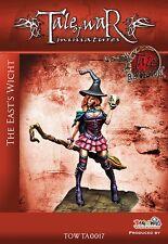 Tale of War Miniatures Gabrielle lunardiente el este Bruja