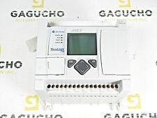 Allen Bradley 1763 L16bwa Series B Micrologix 1100 Controller 120240vac Fw 11